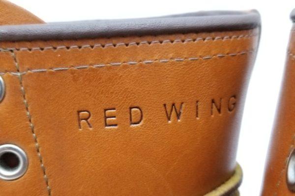 """レッドウィング アイリッシュセッター 8インチ モックトゥ -RED WING IRISH SETTER 8"""" MOC-TOE STYLE NO.9877- ブランドマーク"""