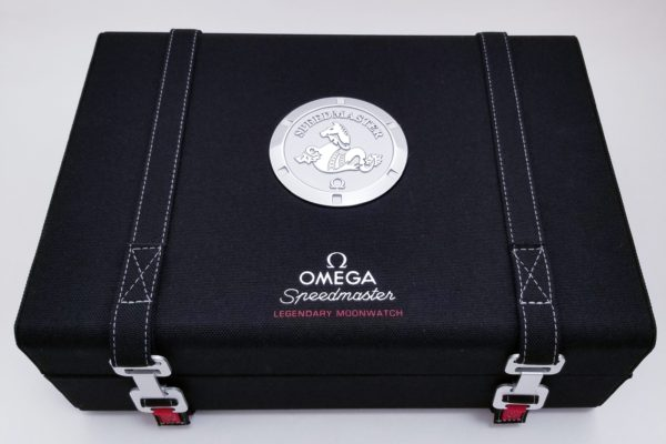 オメガ スピードマスター プロフェッショナル -OMEGA SPEEDMASTER PROFESSIONAL- 月面着陸45周年記念ボックス