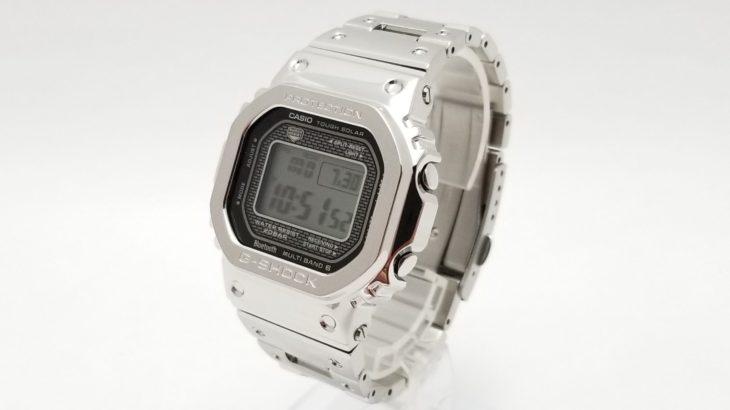 ジーショック フルメタルDW-5000 -G-SHOCK GMW-B5000D-1JF-