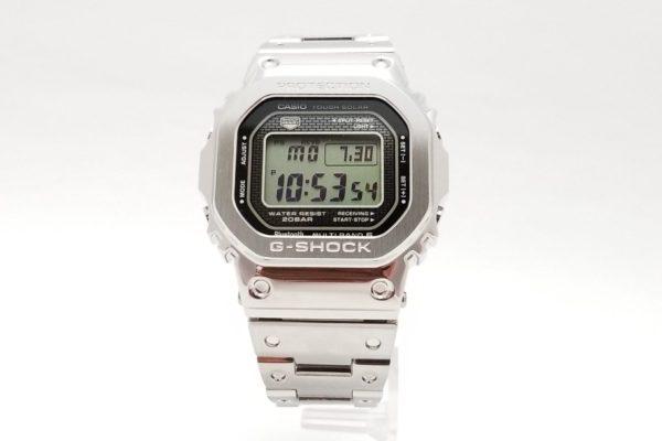 ジーショック フルメタルDW-5000 -G-SHOCK GMW-B5000D-1JF- 正面