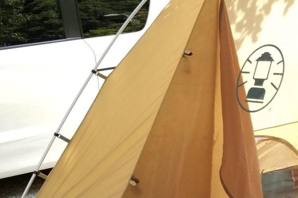 コールマン タフワイドドーム300EX Ⅲ スタートパッケージ -Coleman Tough Wide Dome 300EX III Start Package- ポール