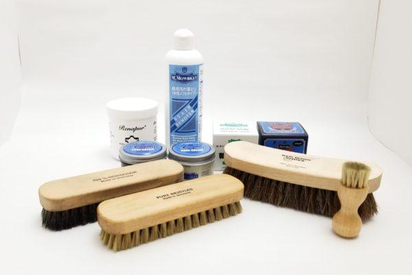 レザーメンテナンスグッツ-leather maintenance goods-