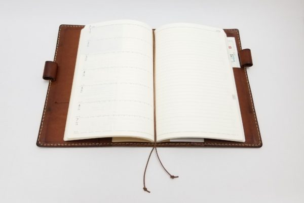 ヘルツ 手帳カバー(HERZ Handbook cover(KB-104))-手帳