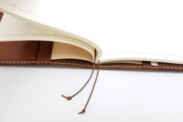 ヘルツ 手帳カバー(HERZ Handbook cover(KB-104))-しおり