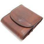 経年変化(エイジング)も楽しめる、ゴツくて使いやすい革の三ツ折財布〜コルボ スレート 三ツ折財布(CORBO SLATE WALLET 8LC-9364)〜