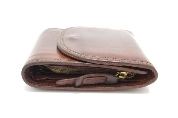 コルボ スレート 三ツ折財布(CORBO SLATE WALLET 8LC-9364)-厚みのあるレザー