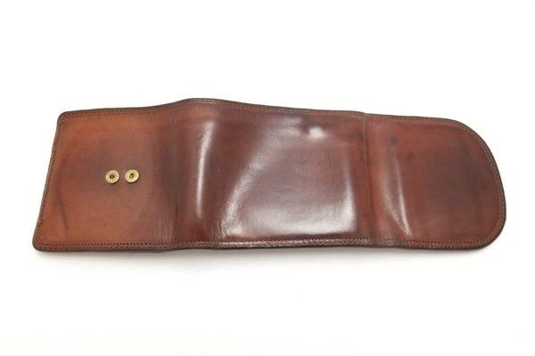 コルボ スレート 三ツ折財布(CORBO SLATE WALLET 8LC-9364)-経年変化(エイジング)