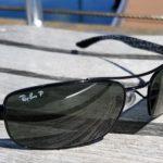 顔が大きい人でも格好良いサングラスを~レイバン RB8316(Ray-Ban RB8316)~