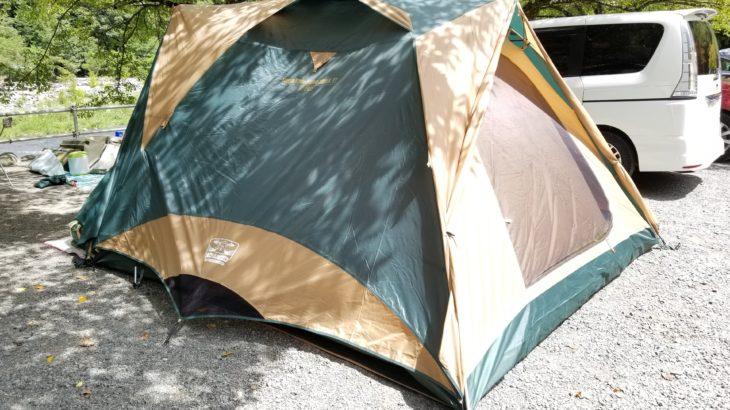 家族4人で快適なサイズの多機能テント〜コールマン タフワイドドーム300EX Ⅲ スタートパッケージ(Coleman Tough Wide Dome300EX III Start Package)〜